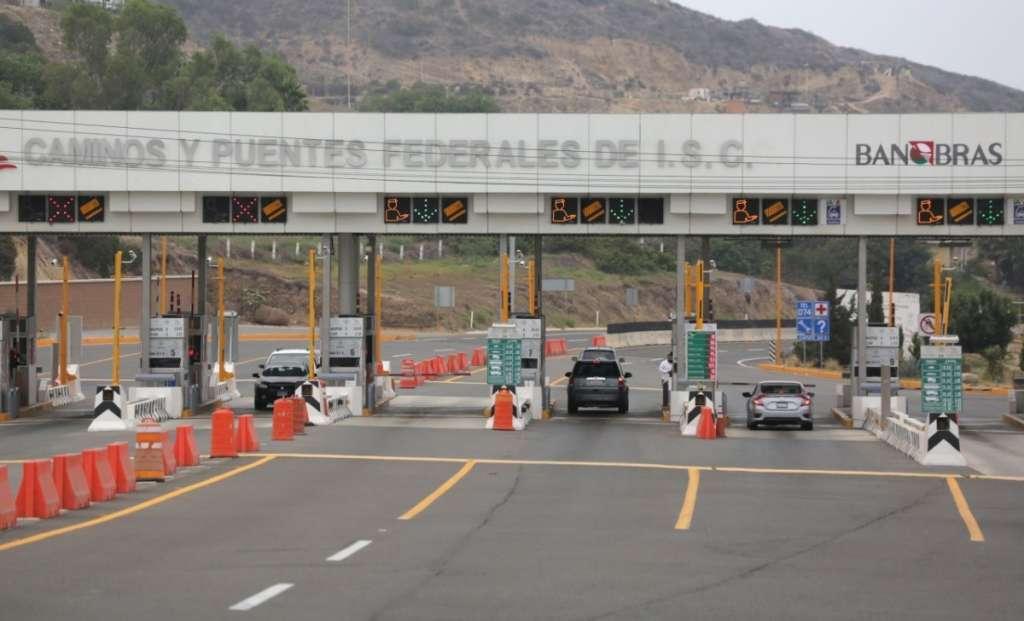 Se espera que las autopistas México- Querétaro, México-Puebla y México-Cuernavaca, presenten mayor afluencia de vehículos. FOTO: CUARTOSCURO