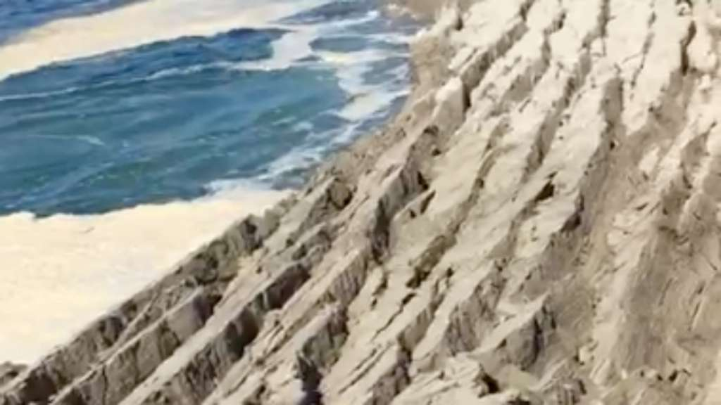 oaxaca mar fenomeno