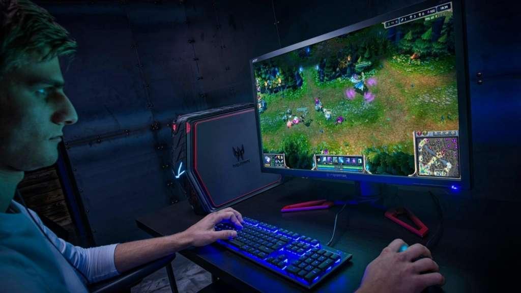 Gamers y videojuegos