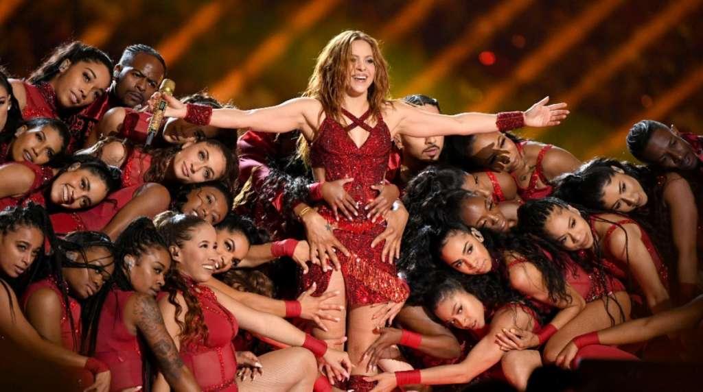 Shakira Super Tazon