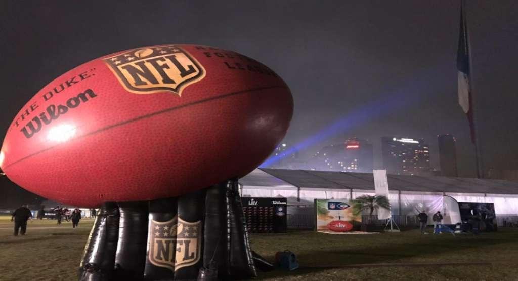 NFL Fan Zone