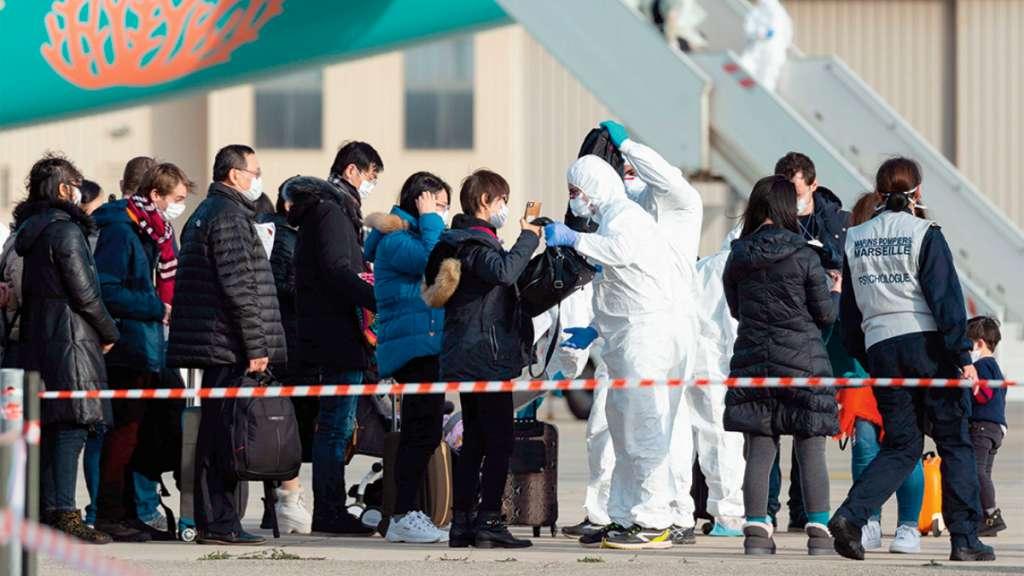 La medida es resultado de las acciones tomadas por autoridades estadounidenses para evitar contagios por el nuevo coronavirus. Foto: EFE