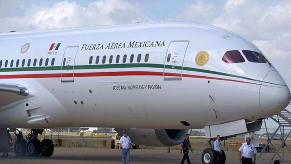 Avión-presidencial
