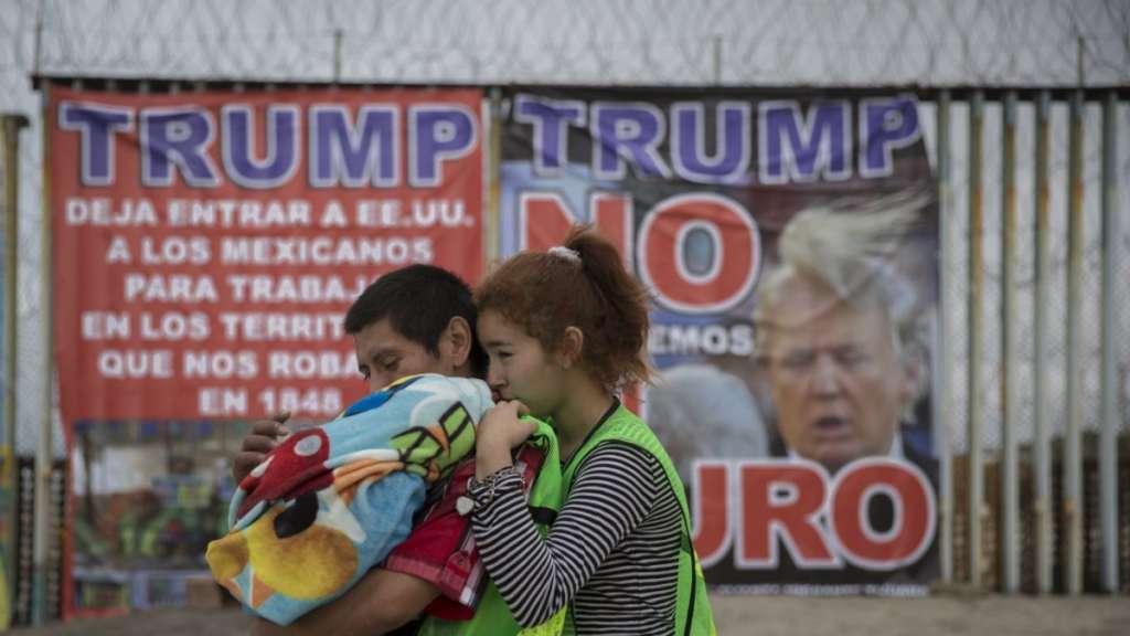 T-MEC migrantes Donald Trump