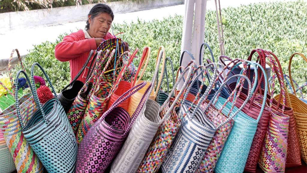 LENTO PROGRESO. Las etnias que tiene el estado representan un millón 94 mil 923 personas indígenas. Foto: Agencia Enfoque