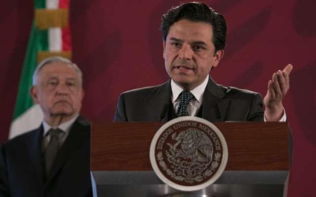 Zoé Robledo, director del Instituto Mexicano de Seguridad Social (IMSS) FOTO: CUARTOSCURO