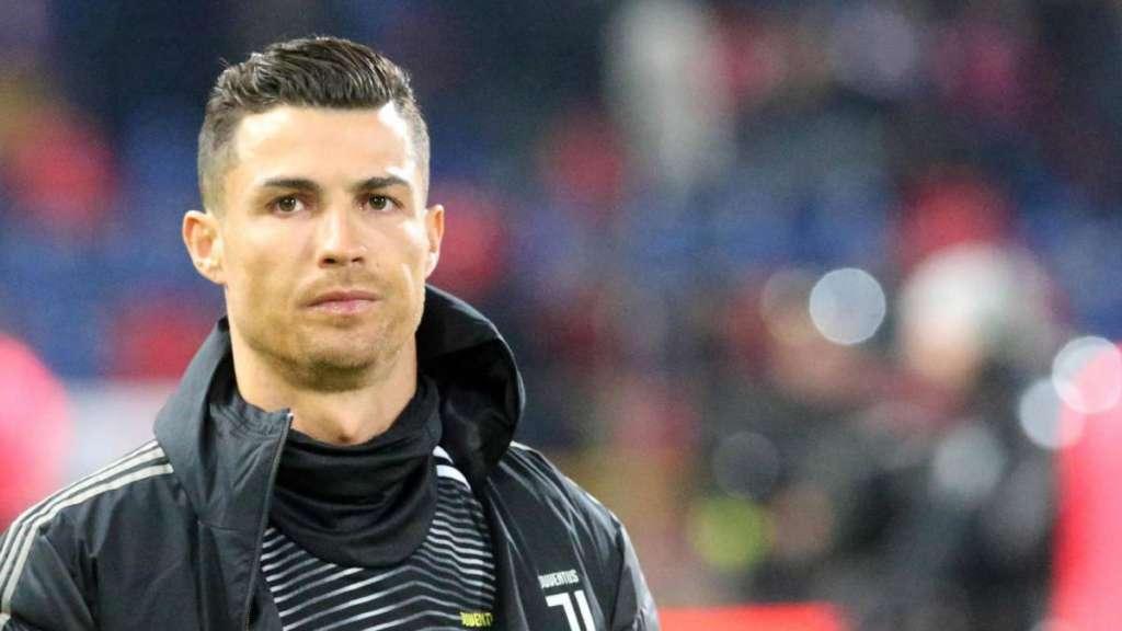 #COMANDANTE 35 Años de Cristiano Ronaldo. Foto: Especial