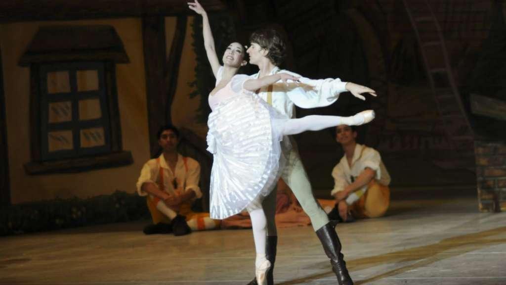 la niña malcriada ballet