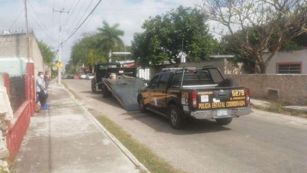 patrulla-disparos-merida-yucatan-denetidos-policias-ssc