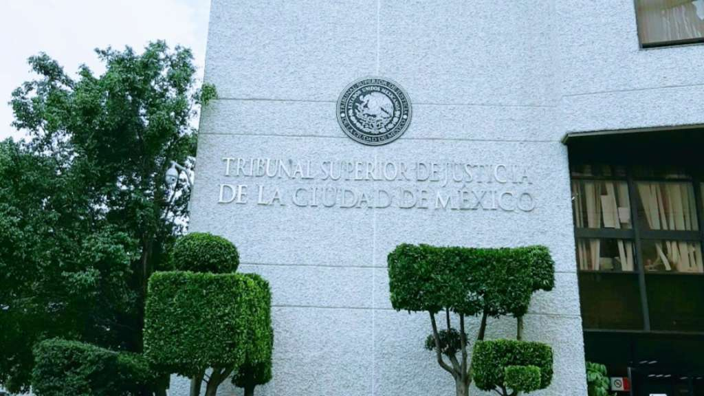 magistrado tribunal superior de justicia cdmx agreion sexual custodia
