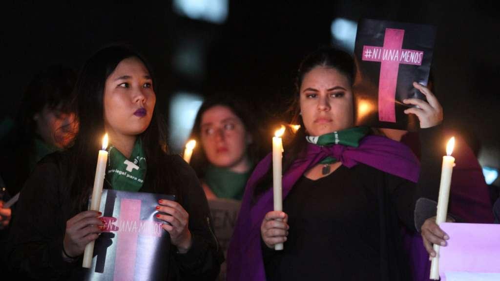 feminicidios Inmujeres violencia genero FGR