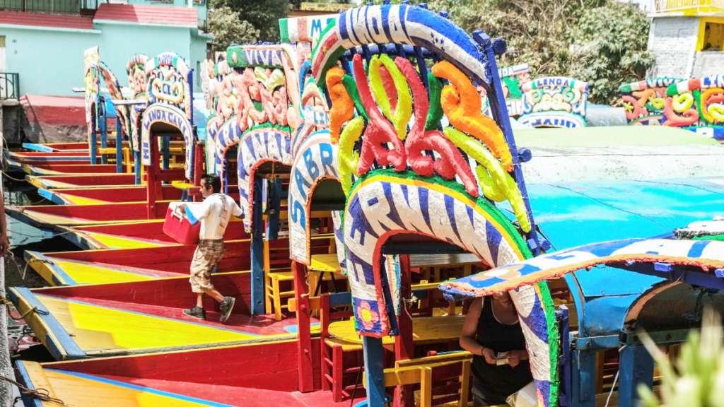LA MÁS ORIGINAL. Xochimilco es la demarcación que más pueblos y barrios originarios tiene: 31. Foto: Cuartoscuro