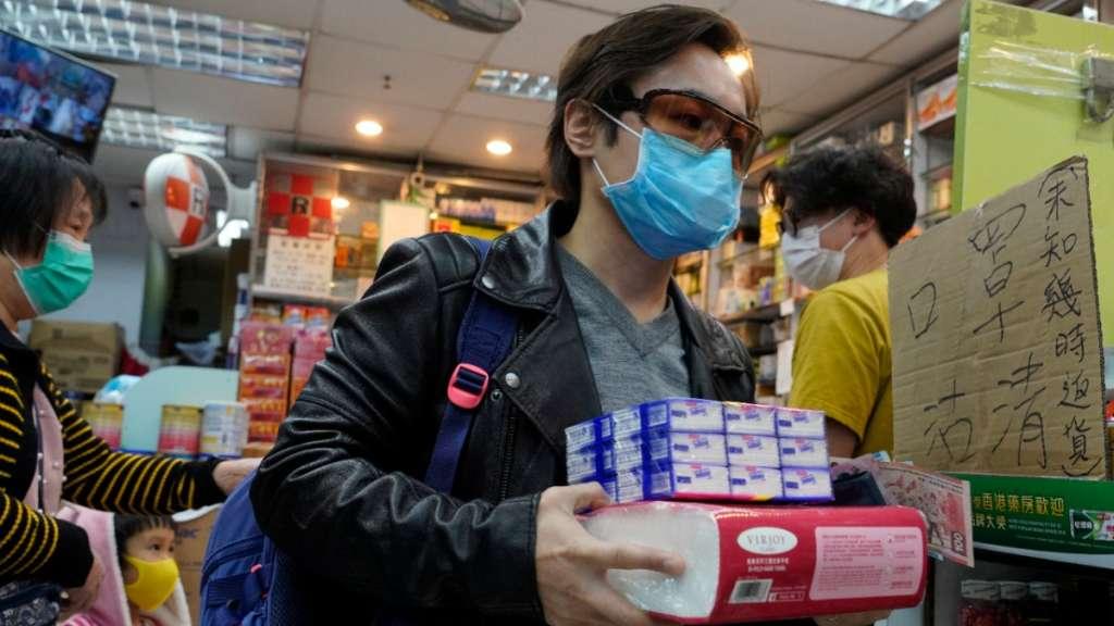 Japon coronavirus crucero