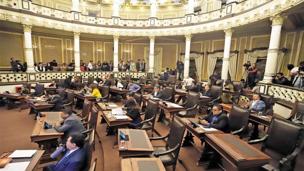 CONGRESO. La propuesta va a ser analizada en principio por la comisión de Gobernación. Foto: ENFOQUE