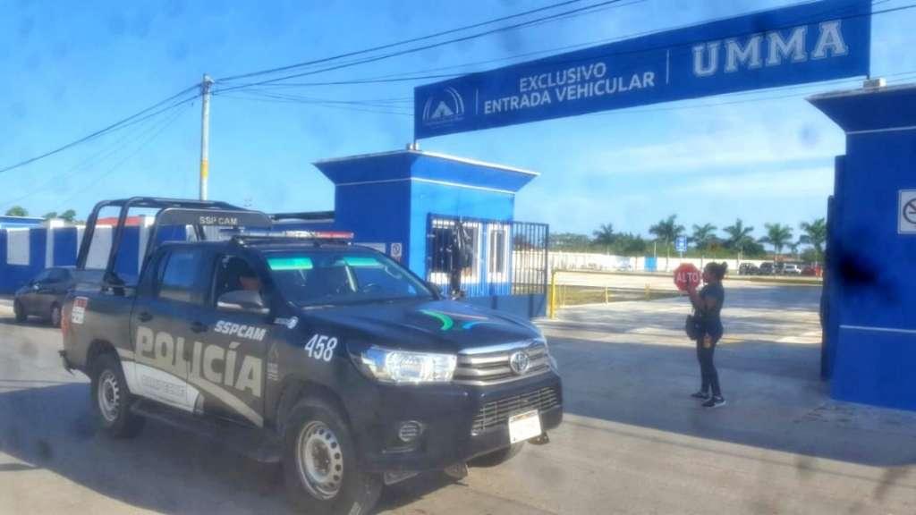 umma estudiante tiroteo mundo maya campeche
