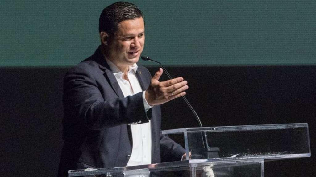 guanajuato Diego Sinhue Rodriguez el marro seguridad