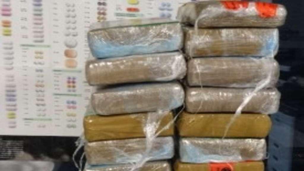 patrulla fronteriza drogas cocacina delincuentes