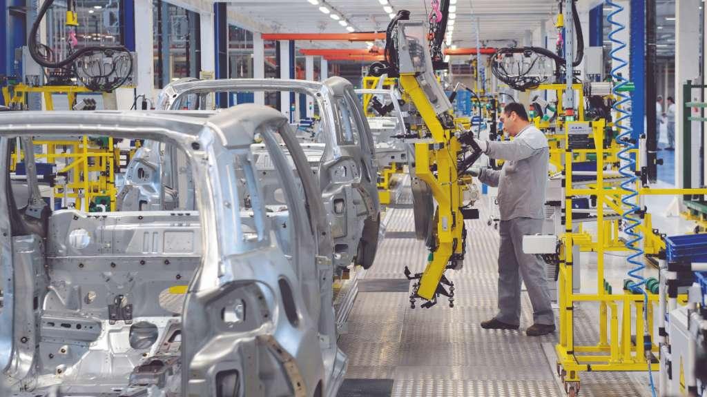 Dos tercios de la producción de vehículos se arma en 11 provincias de China. Foto: Especial