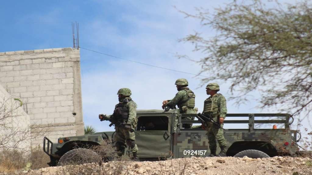 puebla operativo balacera seguridad militares