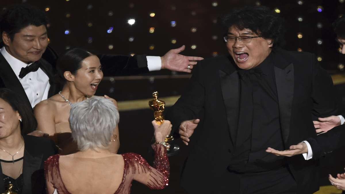 Lo mejor del Oscar 2020: Parásitos