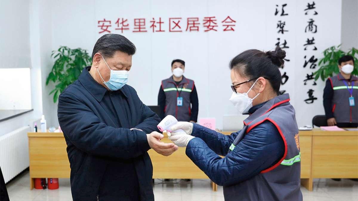 El mandatario Xi Jinping dijo que evitará los despidos masivos. Foto: Reuters