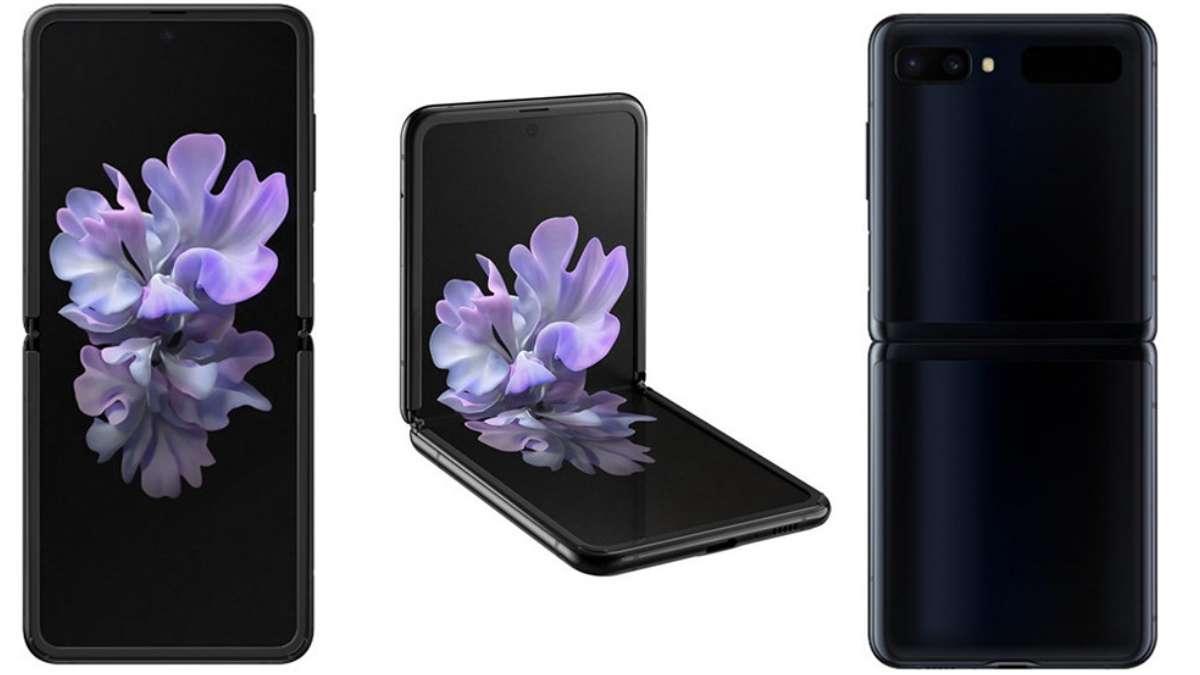 Samsung Galaxy Z Flip. Foto: Especial