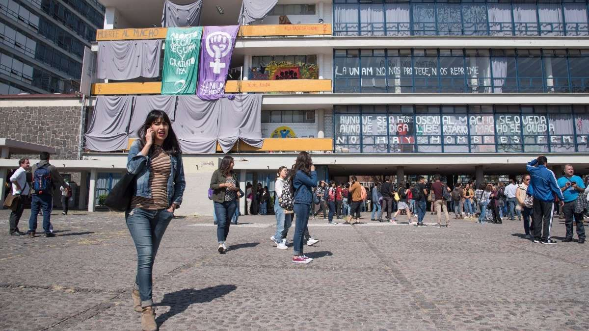 unam-denuncias-demandas-estudiantes-fiscalia-ciudad-mexico-facilidades