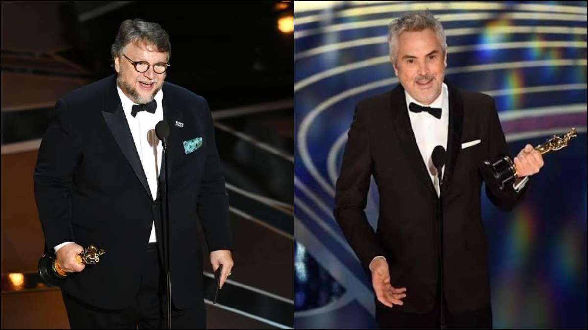 Guillermo del Toro Alfonso Cuaron Guadalajara