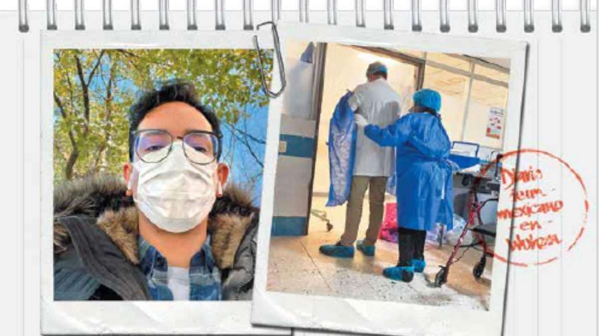 PREVENCIÓN: Omar solicitó el 10 de febrero que lo sometieran a revisión médica.  Foto: Especial