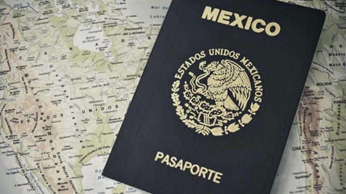 pasaporte sre méxico
