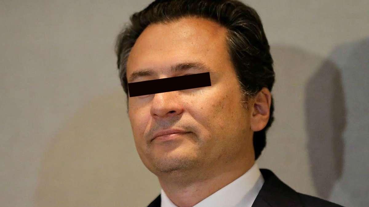 emilio lozoya pemex director detencion licencia cdmx