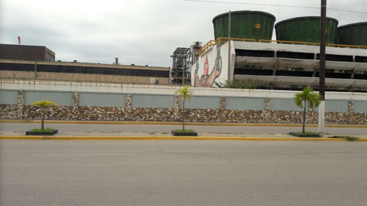 pemex refineria tamaulipas contaminacion medio ambiente