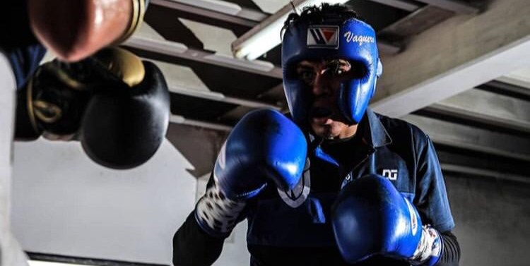 Emmanuel Vaquero Navarrete boxeo las vegas tijuana deportes