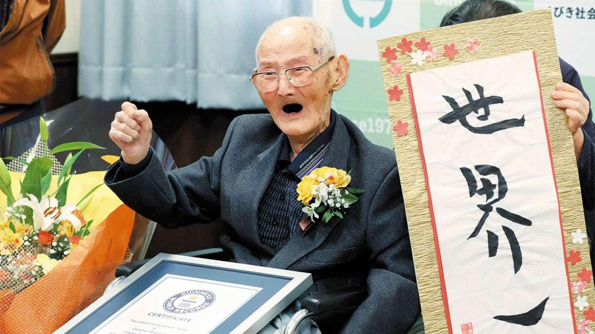 VIDA. Chitetsu Watanabe nació el 5 de marzo de 1907 en una familia de granjeros. FOTO: AP