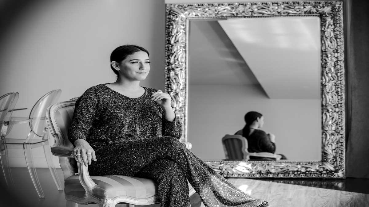 EMPRENDEDORA. Viviana estudió administración de empresas, pero siempre le apasionó la moda. Foto: Yaz Rivera