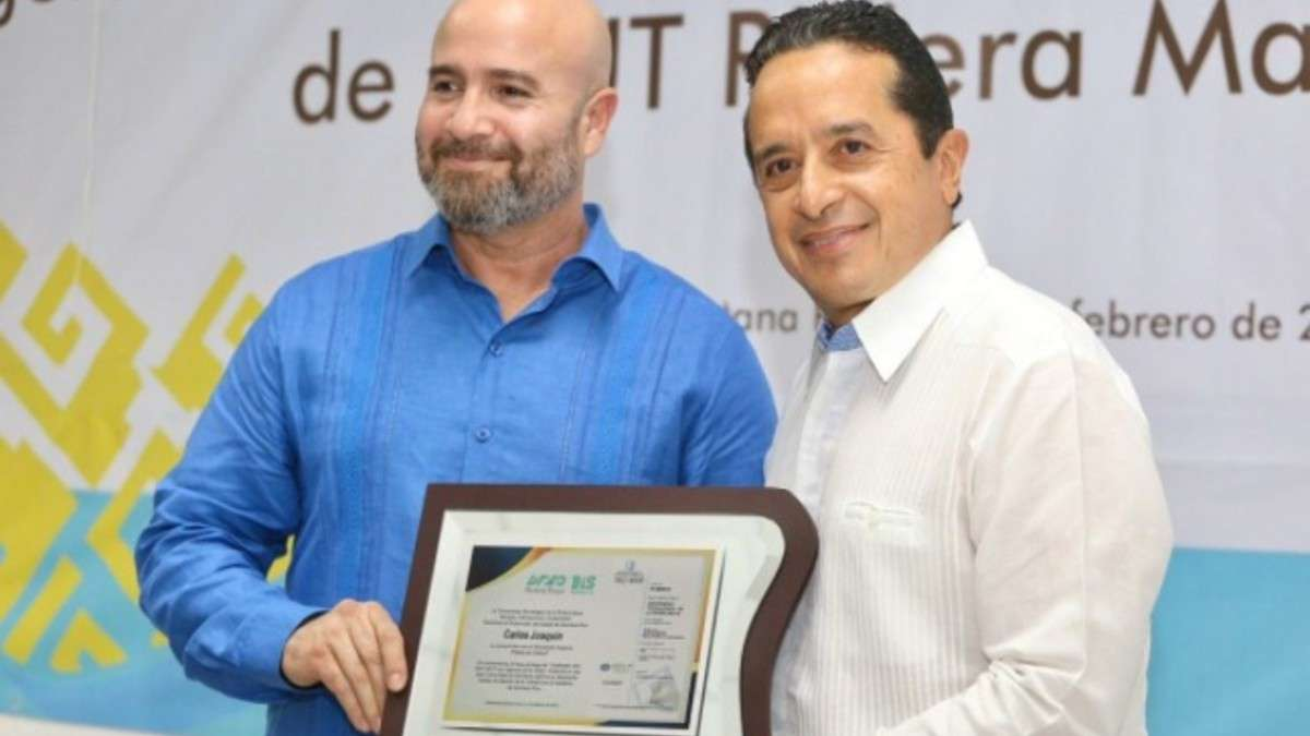 carlos joaquin quintana roo universidad rivera maya