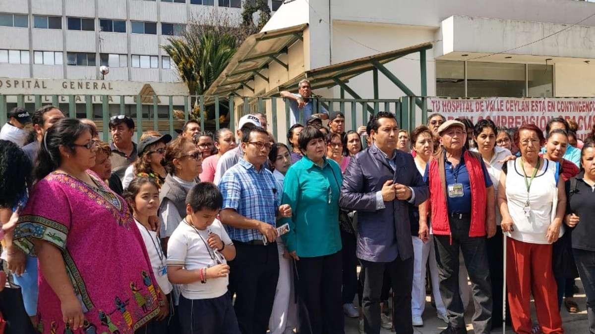 estado de mexico hospital isem tlalnepantla sismo 2017