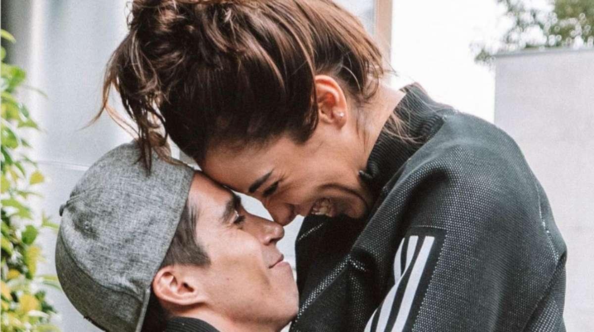 Amor olimpico Antonieta Gaxiola y Daniel Corral la pareja que busca consolidarse en Tokio 2020