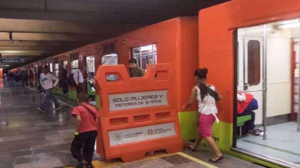 Presenta retrasos de 15 minutos lineas 8 y B FOTO: CUARTOSCURO