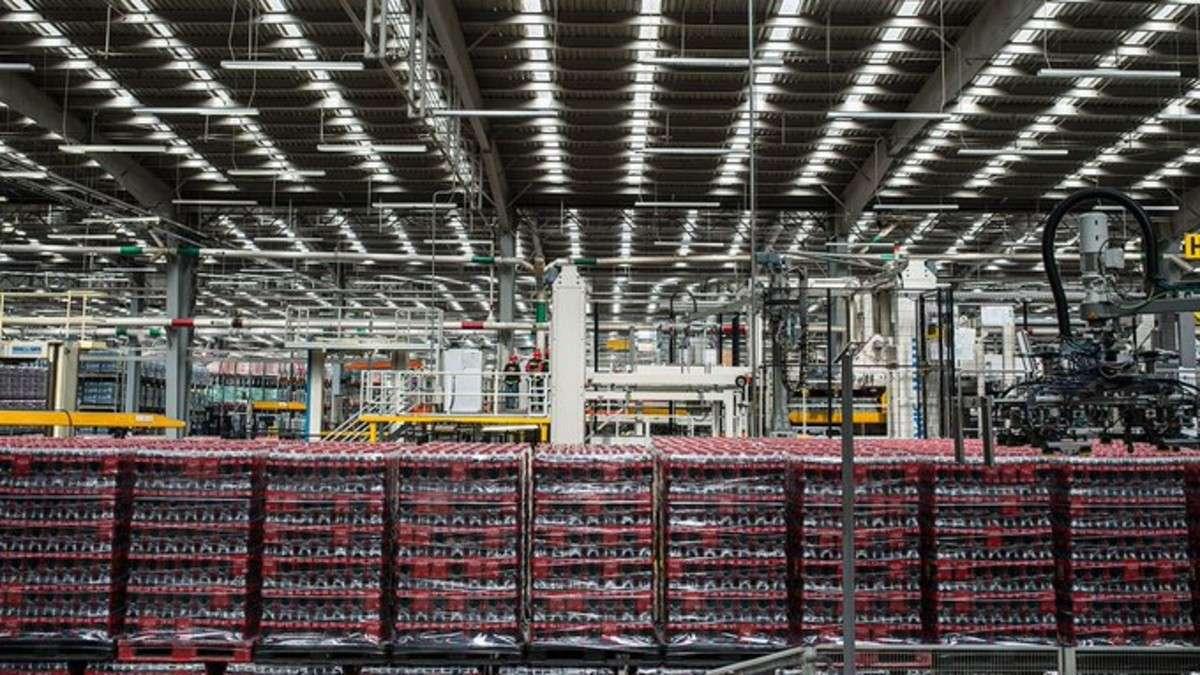 arca continental ventas EBITDA coca cola empresas