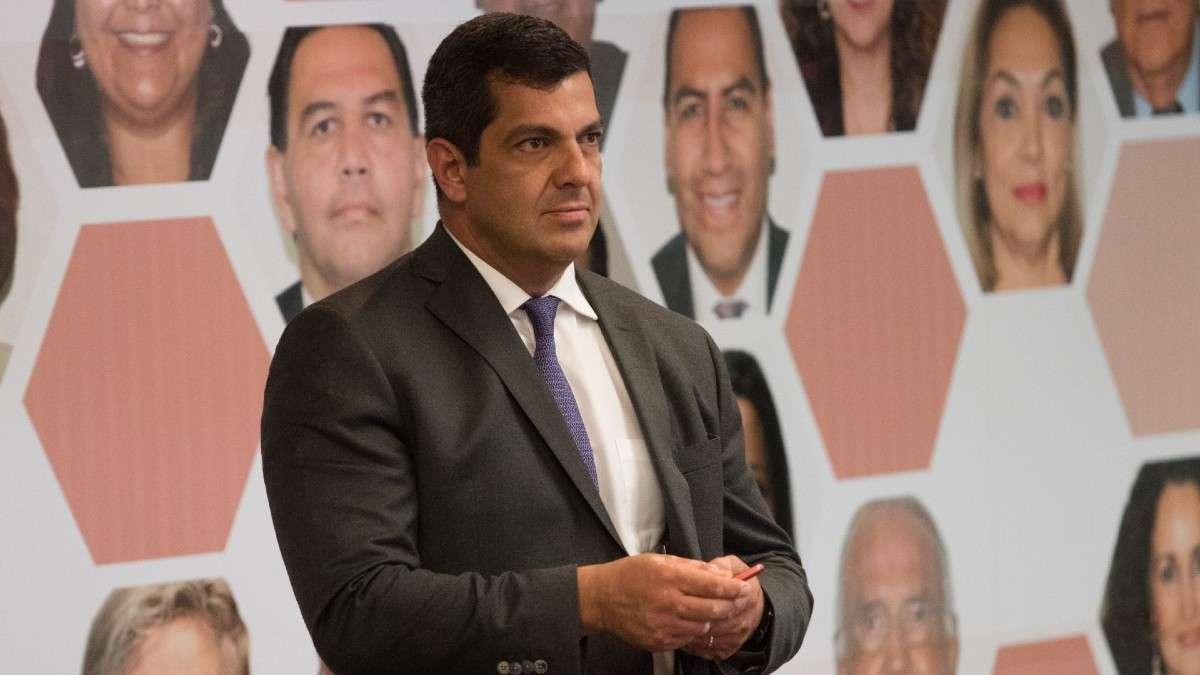 _Ricardo Peralta segob cuarta transformacion elecciones partidos politicos