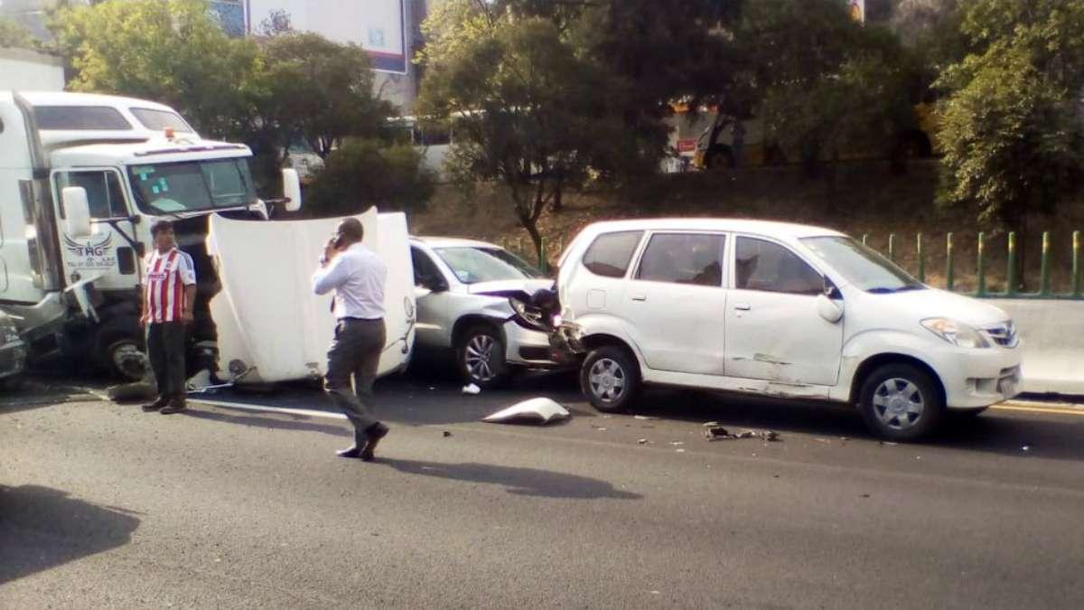 accidente méxico toluca trailer