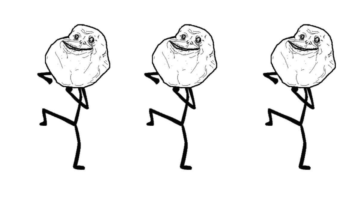 fiesta forever alone