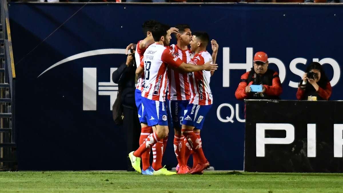atletico san luis vs leon resultado partido jornada 6