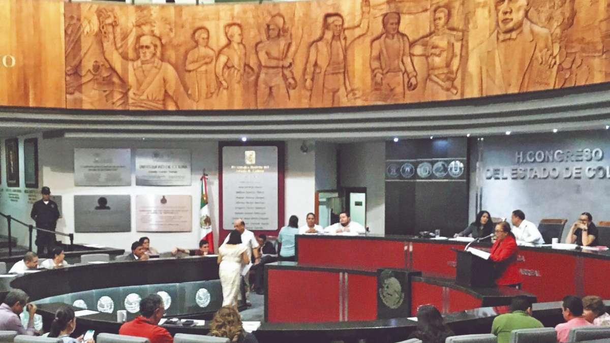 CONGRESO. Solicitaron la intervención de Santiago Nieto en el caso. Foto: Martha de la Torre