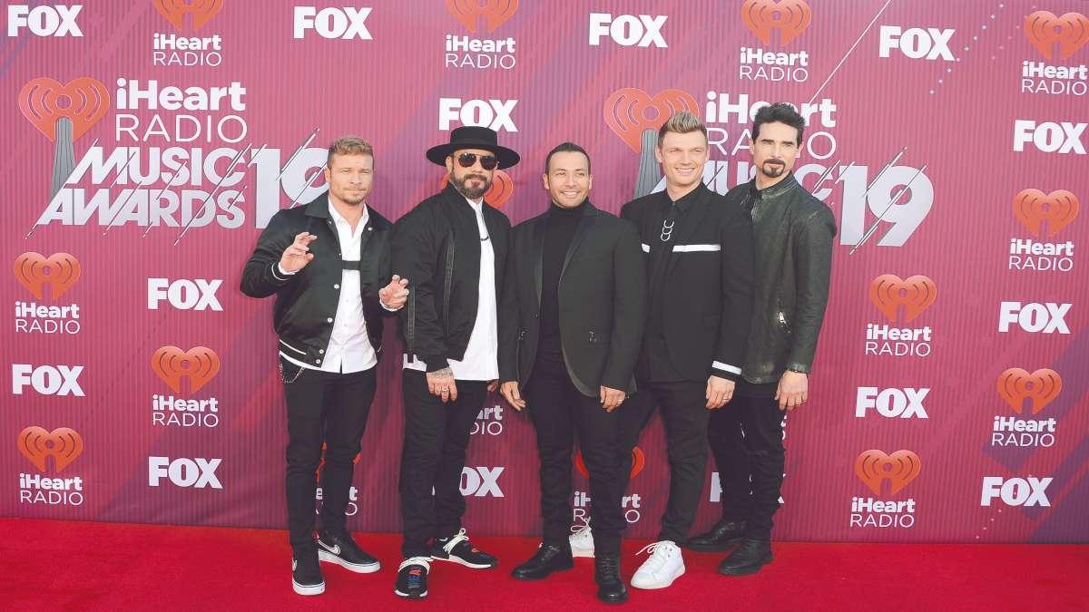 INFLUENCIA. Considerados la boy band más importante del pop. Foto: Especial