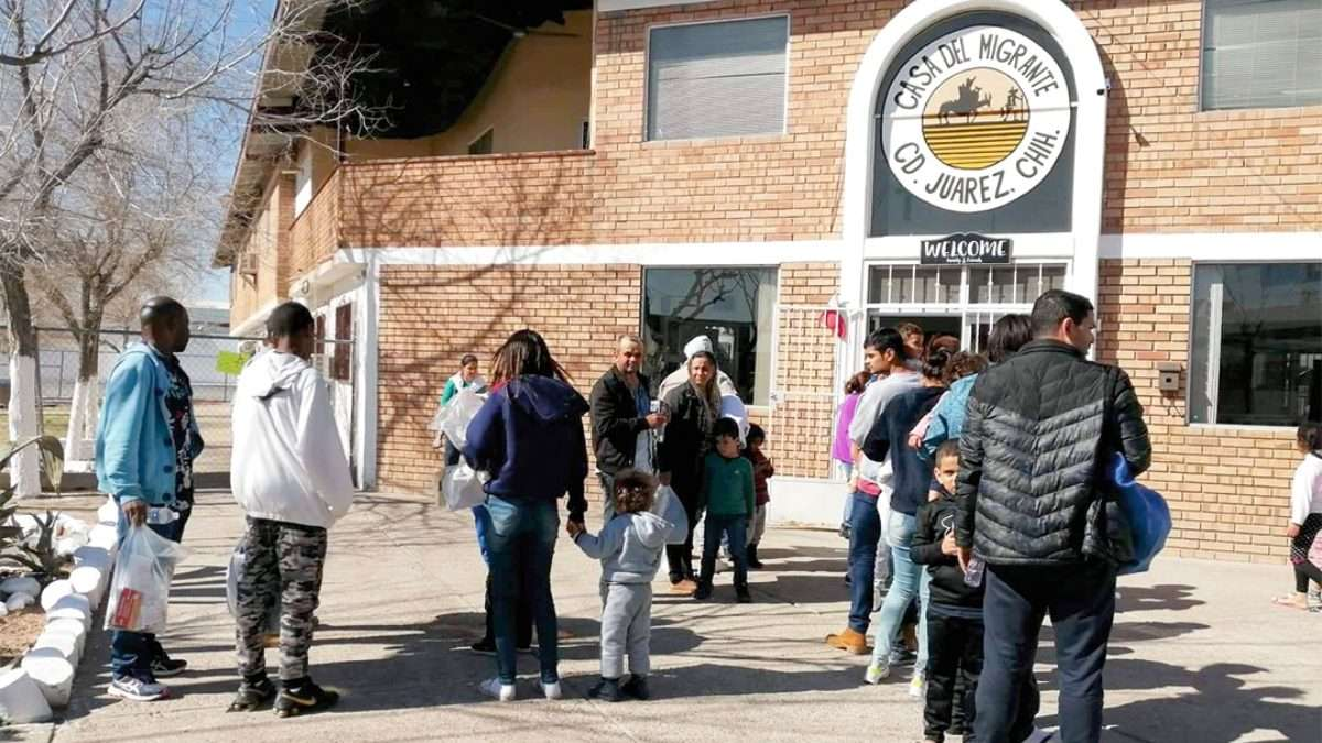 casa migrante cd juarez