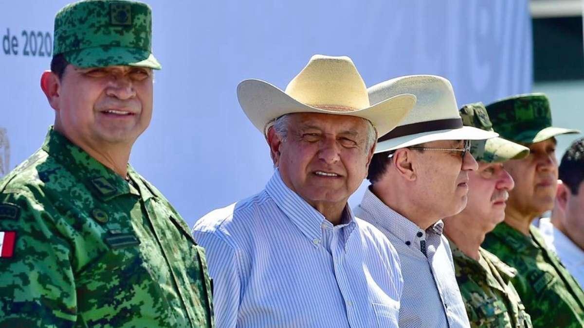 La Guardia Nacional tiene 76 por ciento de aceptación entre la sociedad, según la Presidencia. Foto: Paris Salazar