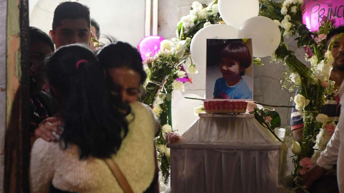 feminicidio infantil Fatima CDMX