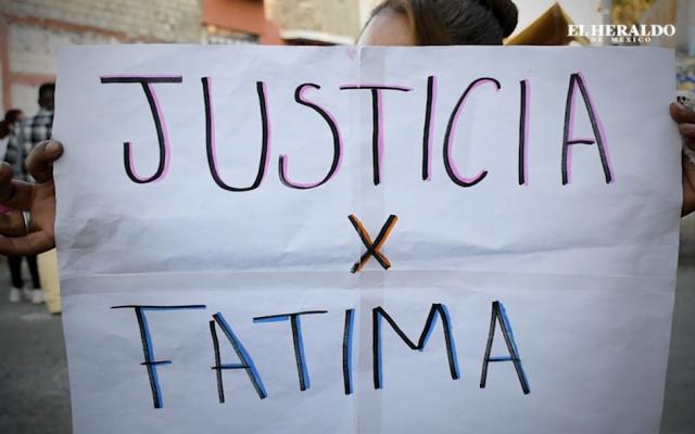 """""""Fátima escucha, esta es tu lucha"""""""